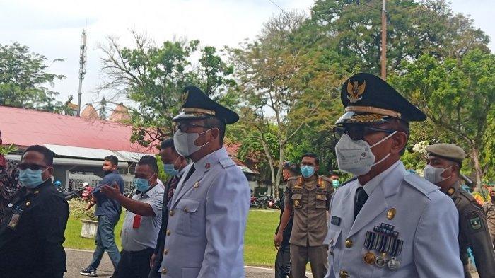Tak Cuma Wali Kota Padang, Gubernur Mahyeldi juga Lantik Pj Bupati Solok