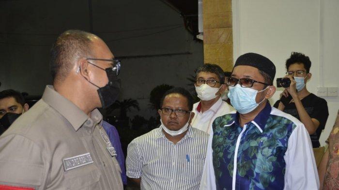 Tingkatkan Sinergi Bangun Kota Padang, Andre Rosiade Sambangi Kediaman Wako Hendri Septa