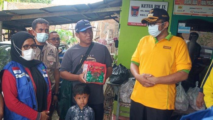 Wako Hendri Septa Ungkap Penyebab Banjir di Padang: Intesintas Hujan Tinggi dan Pasang Laut Naik