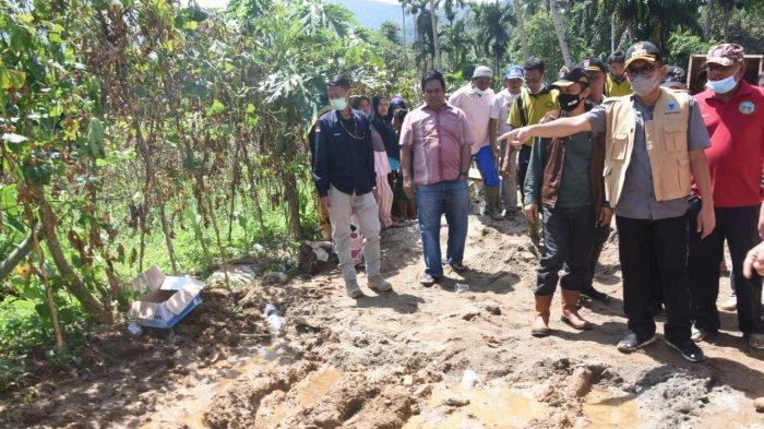 Tinjau Manunggal BBGRM Kuranji, Wako Hendri Septa: Pembangunan Jalan Kelok-Pasa Lalang Terwujud