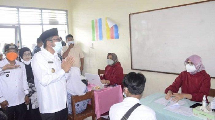 Capaian Vaksin Covid-19 di Padang Mencapai 38 Persen, Wako: Harusnya PPKM Bisa Turun Level