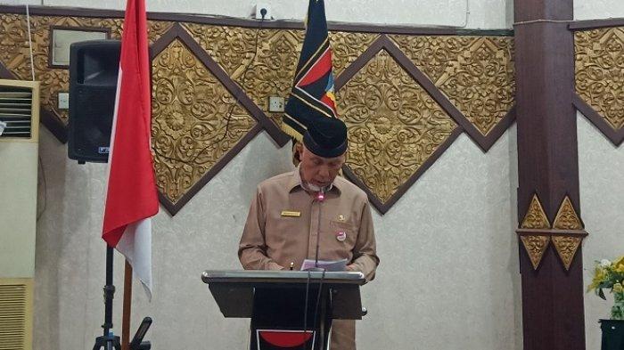 Pemko Padang Usung 9 Agenda Prioritas Tahun 2021, Mahyeldi: Jawaban Atas Dampak Covid-19