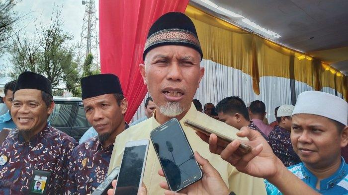Penas Tani Batal di Padang, Mahyeldi Protes, Sebut Keputusan Tak Logis dan Curigai Pemprov