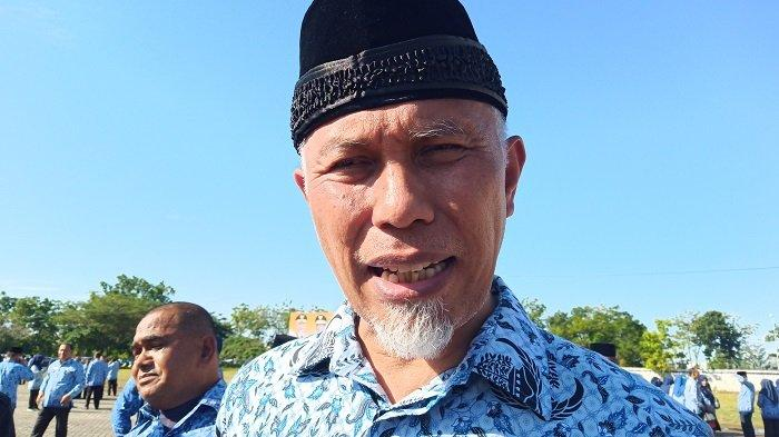 Walikota Padang Izinkan Pegawai Work From Home (WFH),Lapor Tiap 2 Jam Pakai WhatsApp, Syaratnya . .