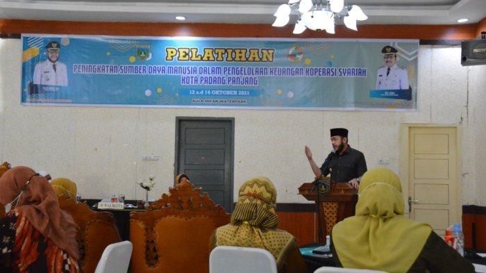 27 Koperasi di Padang Panjang Berkomitmen Konversi ke Syariah