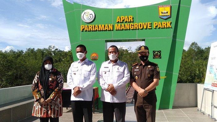Apar Pariaman Mangrove Park Dikunjungi 5.000 Orang dalam Sebulan, Termasuk Mahasiswa Penelitian