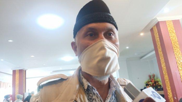Positif Covid-19 Terus Bertambah, Pemko Padang Masifkan Penyemprotan Disinfektan dan Sosialisasi