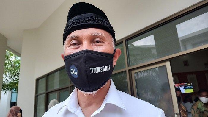 Pelaksanaan Upacara HUT RI ke-75, Walikota Padang: Tidak Ada Pelibatan Siswa