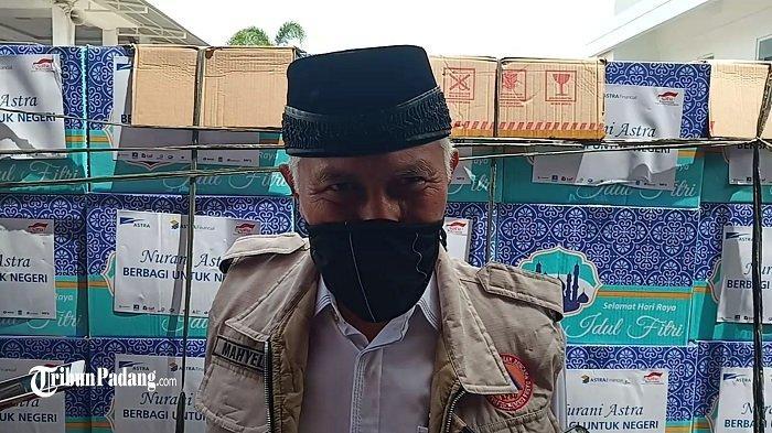 Walikota Padang Mahyeldi Ansharullah Minta Warga Prioritaskan Bahan Pangan Daripada Pakaian Lebaran