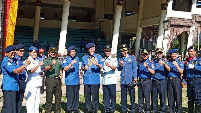 Walikota Padang Mahyeldi Tekankan Penguatan SDM dan Sarana Prasarana Damkar