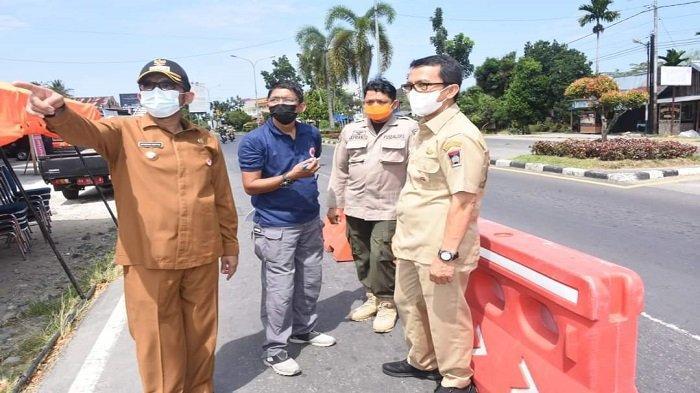 POPULER: PPKM Padang Diperpanjang, Gubernur Sumbar Sambangi RSUP M Djamil dan Doakan Pasien Covid-19