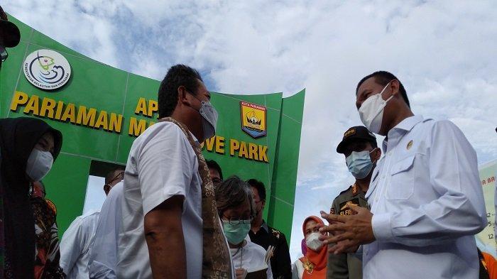 BUMDes Apar Mandiri Terapkan Biaya Tiket Masuk Rp 3 Ribu Bagi Pengunjung Apar Pariaman Mangrove Park