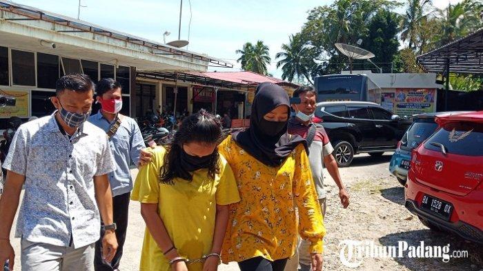Wanita di Padang Pariaman Cabuli Bayi 8 Bulan Sambil Video Call dengan Suami, Pelaku Ditangkap