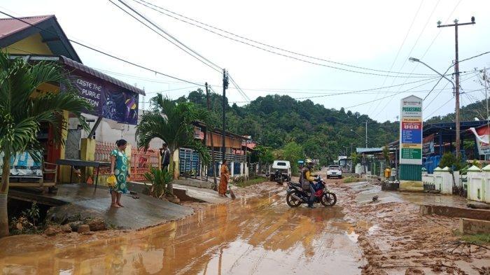 Jadi Langganan Banjir, Warga Jondul Rawang Padang Berharap Perhatian Pemerintah