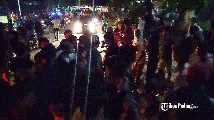 Puluhan Remaja Diduga Serang Warga Purus, Kocar Kacir saat Didatangi Polresta Padang