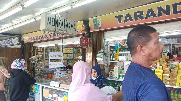 Antisipasi Virus Corona, Warga Kota Padang Berharap Pemerintah Menyediakan Masker