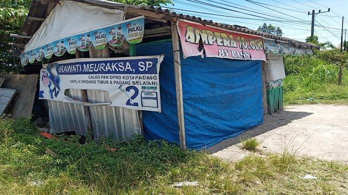 Warung Nasi di Bypass Padang Tetap Buka Siang Hari pada Bulan Puasa, Pembeli Sopir Bus Luar Kota