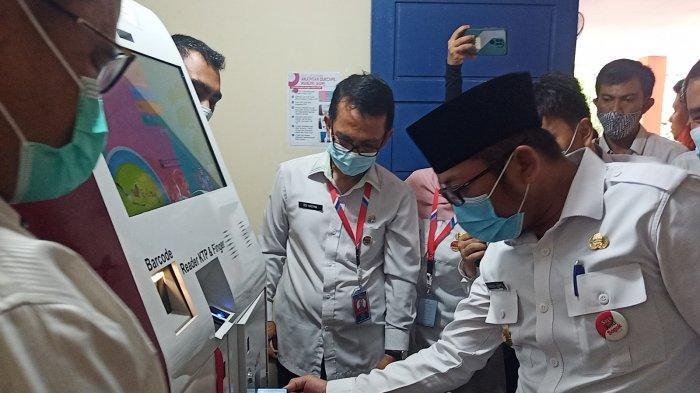 Cara Cetak e-KTP Lewat Anjungan Dukcapil Mandiri di Disdukcapil Padang, Punya QR Code atau PIN