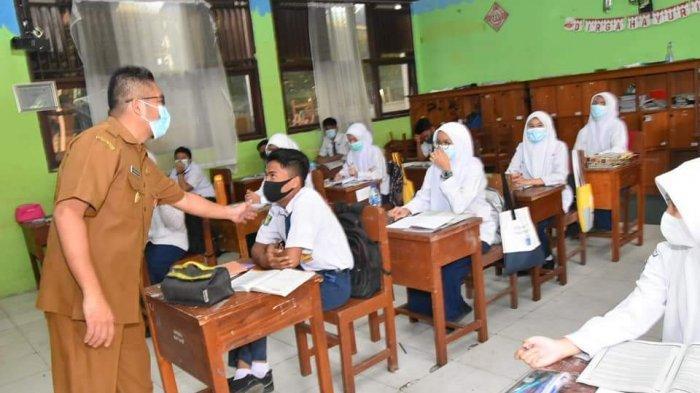 Kapan Sekolah Tatap Muka Dimulai di Padang? Plh Sekda: Tunggu PPKM Turun Level