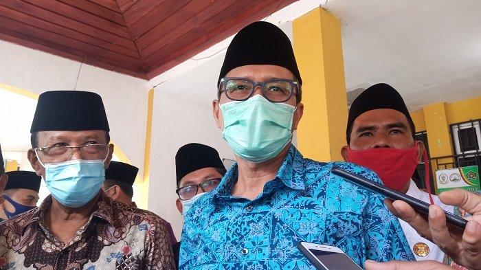 Soal Vaksin Covid-19, Gubernur Irwan Prayitno: Pemprov Sumbar Masih Menunggu Pusat