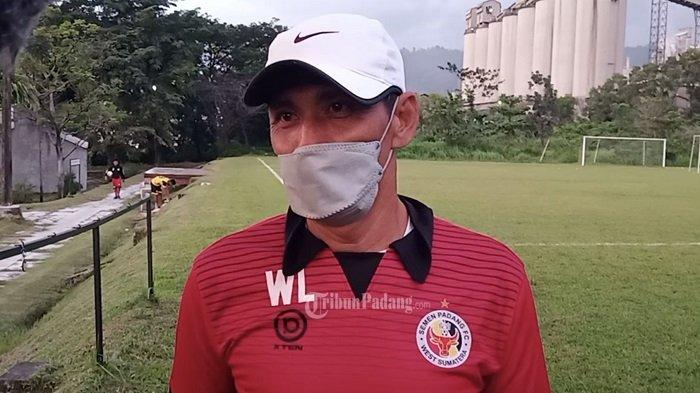 Tergabung di Grup A Liga 2, Pelatih Semen Padang FC Weliansyah: Setiap Pertandingan adalah Final