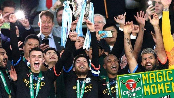 Arsenal Bentrok Leicester City, Hasil Undian Putaran III Piala Liga Inggris