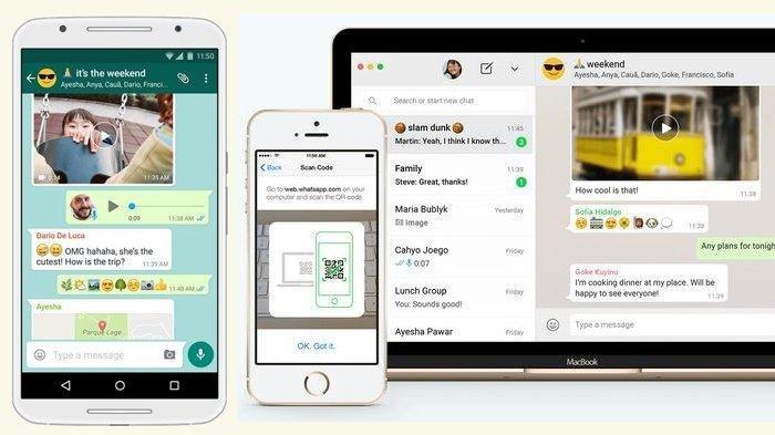 Berikut Cara Mudah Video Call 8 Orang di WhatsApp, Selamat Bersilaturahim Virtual