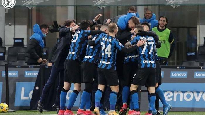 Rahasia Inter Milan Makin Beringas Setelah Tersingkir di Liga Champions, Lakukan Pertemuan Kolektif