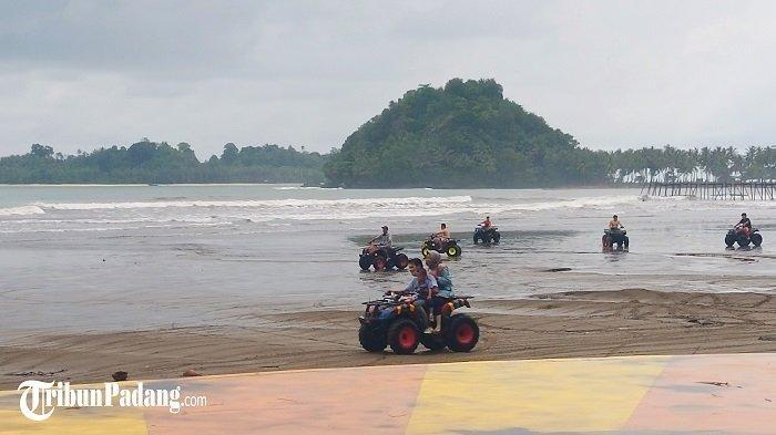 Objek Wisata Pantai Padang, Pantai Air Manis dan Pantai Pasir Jambak Ditutup Hingga 2 Agustus 2021