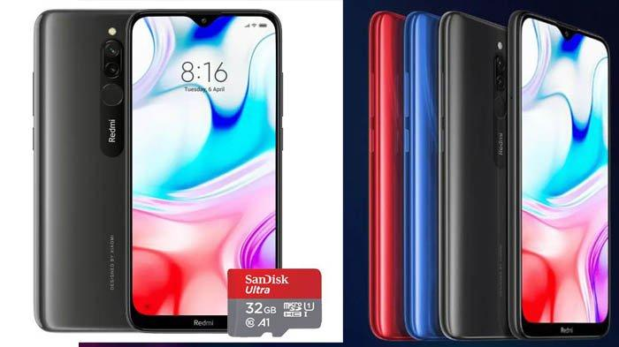 INFO Terbaru Daftar Harga HP Xiaomi di Januari 2021: Redmi 8, Redmi 9, Redmi Note 9, Redmi Note 8