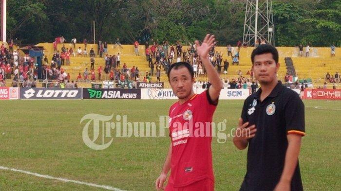Semen Padang FC Tidak Lanjutkan Proses Naturalisasi Yu Hyun Koo, Alasan Fokus ke Hal Lebih Penting