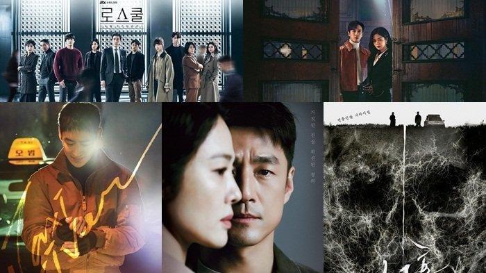 Drama Korea Tayang April 2021, Ada Taxi Driver Dibintangi Lee Je Hoon dan Sell Your Haunted House