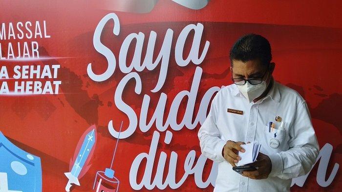Capaian Vaksinasi Kabupaten Padang Pariaman Capai 5,42 Persen, Kadinkes: Tiada Hari tanpa Vaksin