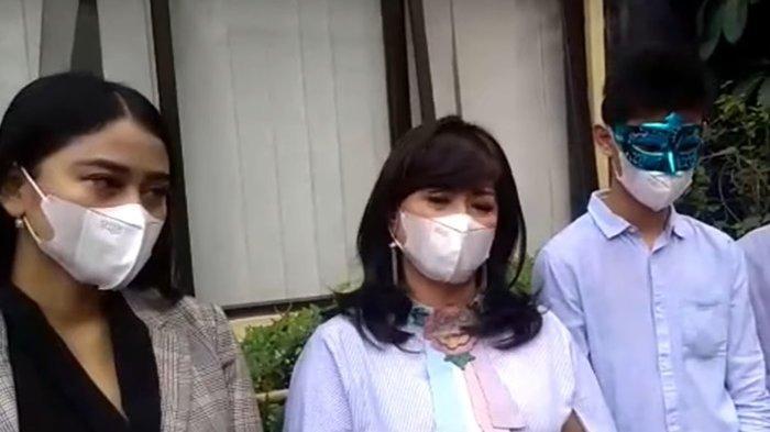 Fajar Umbara Ditahan di Polres Tangerang Selatan Karena Kasus Dugaan Penganiayaan Pada Anaknya