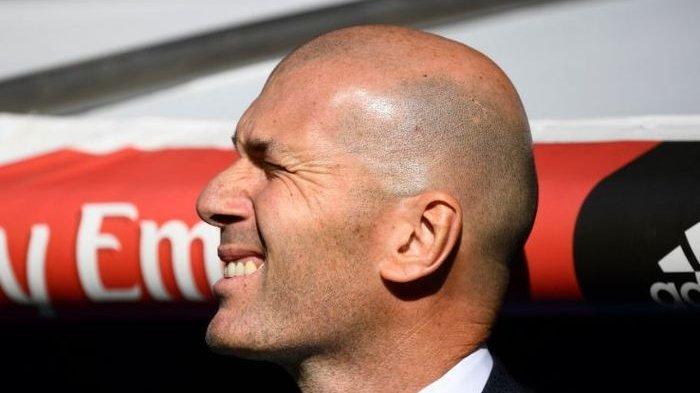 Starting XI Racikan Zizou Bawa Real Madrid Dekati Puncak Klasemen, Ancam Posisi Atletico Madrid