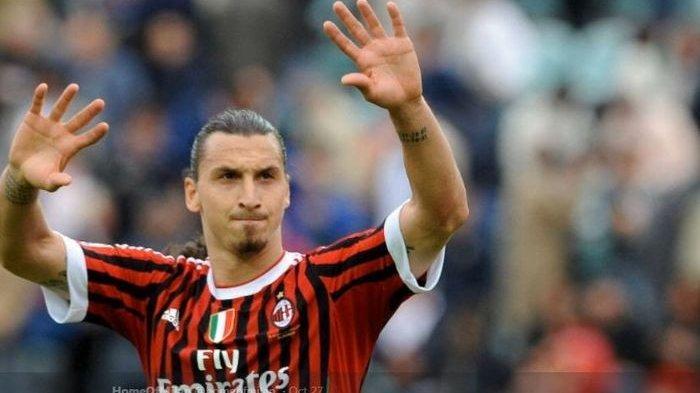 AC Milan Segera Lepas 3 Pemain Bintang untuk Datangkan Zlatan Ibrahimovic