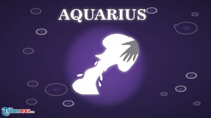 Zodiak Aquarius.