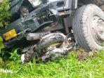 breaking-news-kecelakaan-di-jalan-raya-padang-solok-truk-oleng-dan-sepeda-motor-rusak-parah.jpg