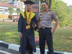 lulusan-akpol-terbaik-2019-m-idris-bersama-kapolres-solok-selatan-akbp-imam-yulisdianto.jpg