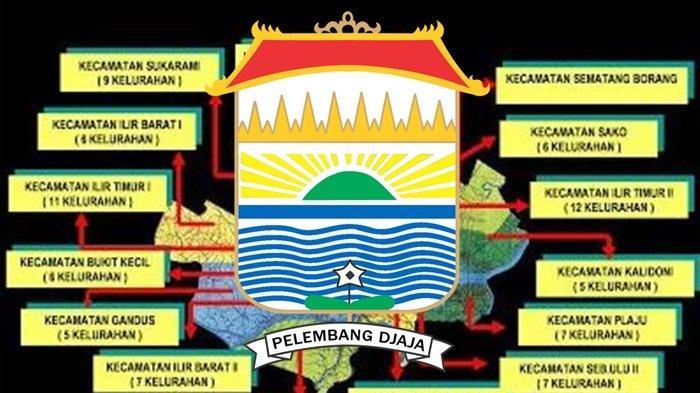 10 Kelurahan Ini Ternyata Tidak Masuk Dalam Peta Dari 107 Kelurahan Yang Di Kota Palembang Sriwijaya Post