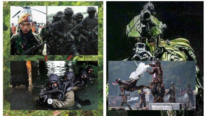 KKB Papua Tebar Teror, Pasukan SETAN Tampakkan Diri Tunggu Perintah Buru Pelaku Penembakan Mapolres