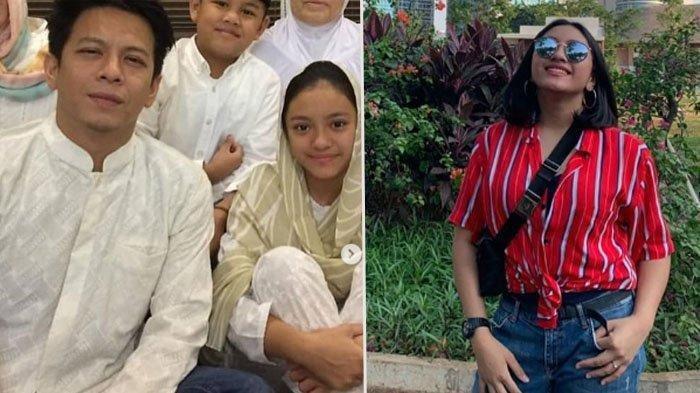 Sikap tak Biasa Ariel NOAH Temani  Alleia Ultah Tanpa Sarah Amilia, Putirnya Menjelma Gadis 16 Tahun