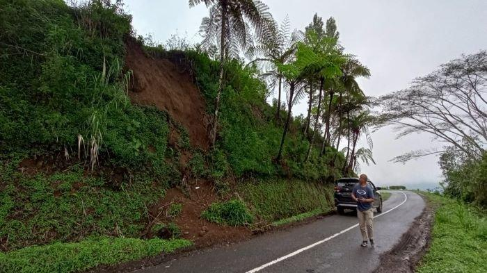 Intensitas Curah Hujan Tinggi, Belasan Lokasi di Kota Pagaralam Waspada Banjir dan Longsor