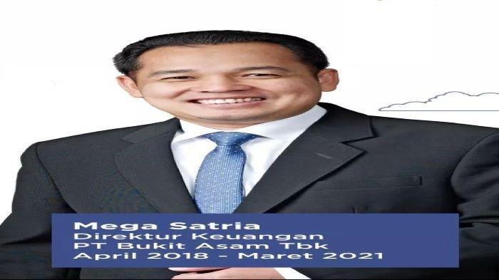 Direktur Keuangan PTBA Pindah Tugas Jabat Direktur Keuangan PT Pelindo II