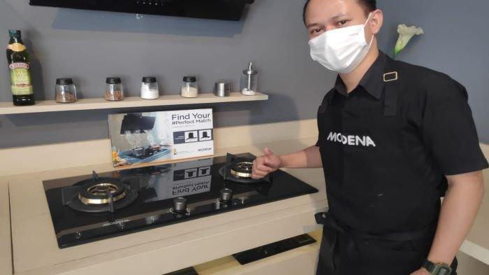 Jadikan Hidangan Lezat Dengan Nyaman dan Aman, Modena Hadirkan Kompor Gas Inovasi Terbaru