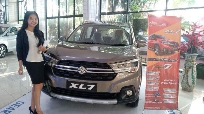 Penjualan Mobil Suzuki Terdongkrak Kebijakan Stimulus PPNBM, Diskon Besar Minat Konsumen Naik