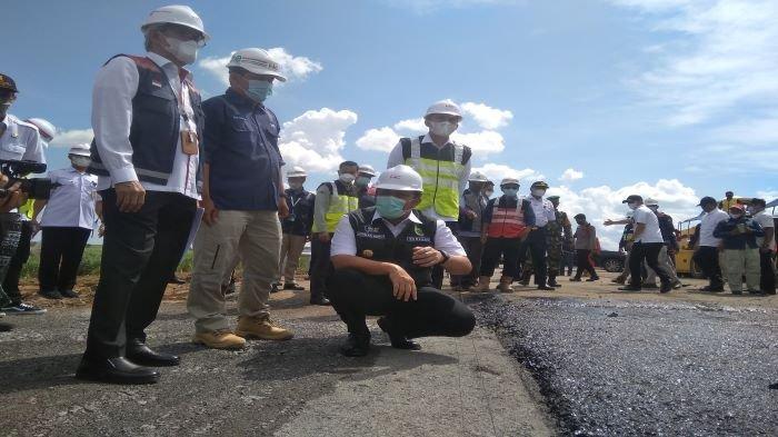Bupati Panca Wijaya Wacanakan Desa Talang Seleman Ogan Ilir Jadi Exit Tol Indraprabu, Ini Tujuannya
