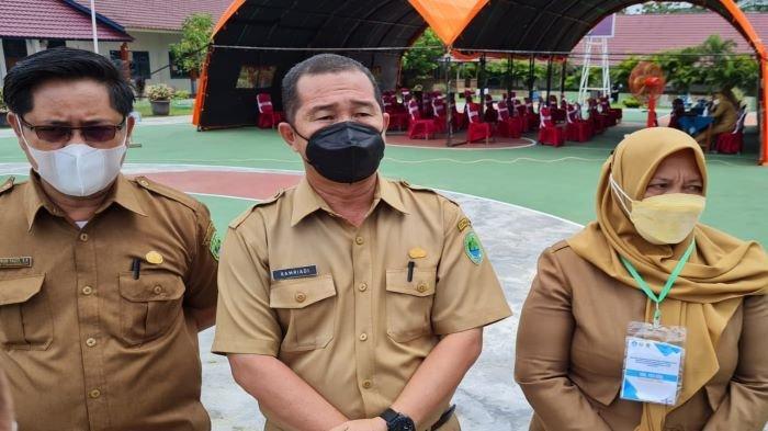 1.113 Peserta Tes CPNS dan PPPK Pali Bersaing Rebutkan 539 Formasi, Pelaksanaan Tes di Dua Sesi