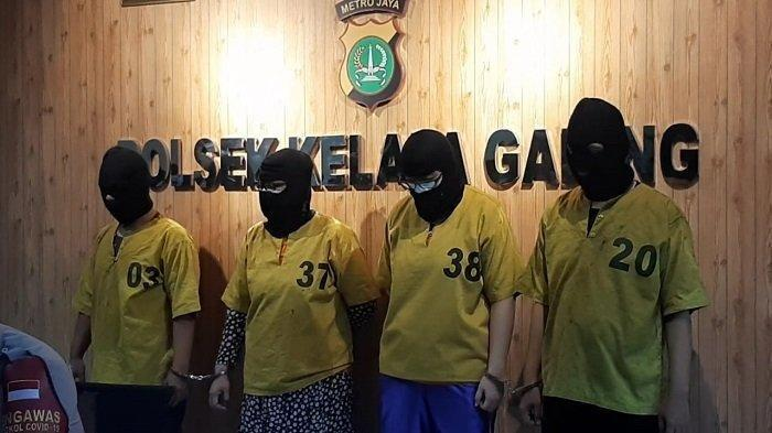Mau Gelapkan 13 Mobil Rental Untuk Dijual ke Sumatera Kedoknya Keburu Dibongkar Polisi