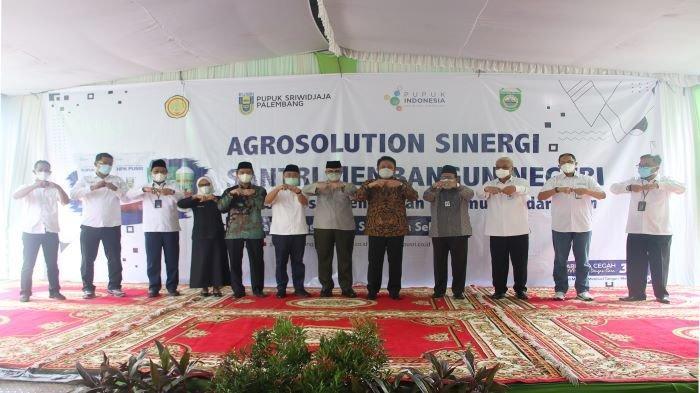 Perluas Program Agrosolution, Pusri Gandeng Pondok Pesantren di Sumsel